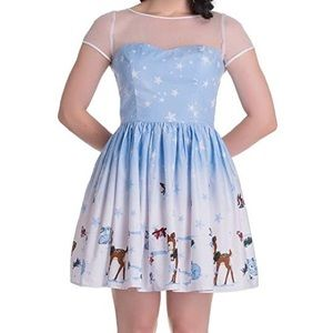 HELL BUNNY from MODCLOTH dress